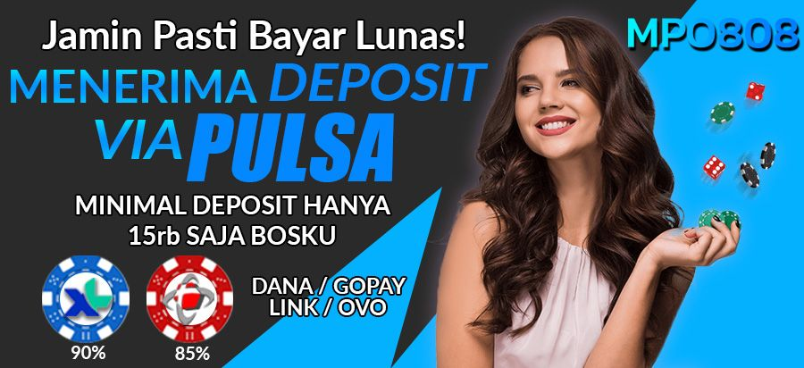 Deposit pulsa | MPO808