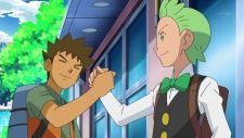 Pokemon Best Wishes! Season 2: Decolora Adventure - Dent to Takeshi! Gyarados no Gekirin!!'s Cover Image