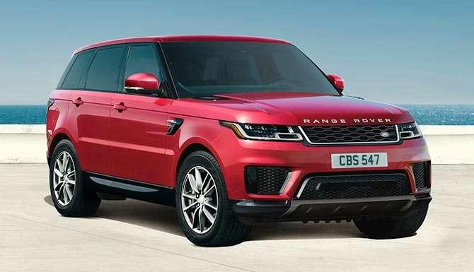 2020 Range Rover Sport Finance Deal in Louisville Kentucky
