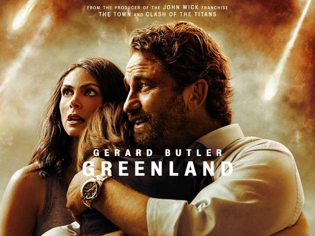 Greenland, Το Τελευταίο Καταφύγιο (Greenland) Quad Poster