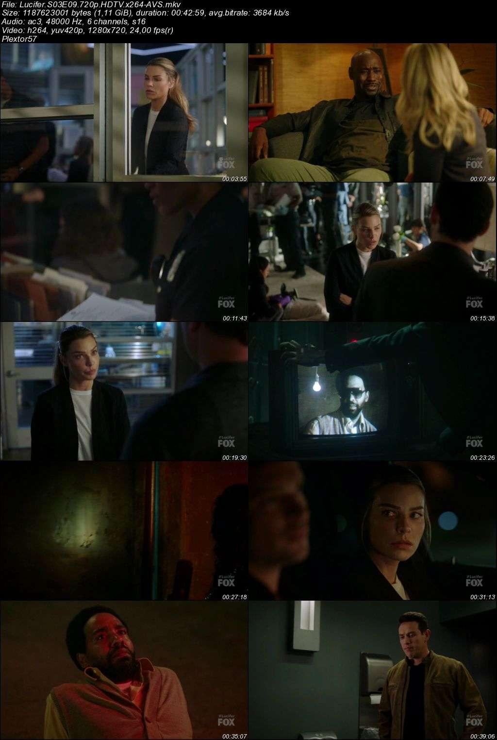 Lucifer 3. Sezon Tüm Bölümler