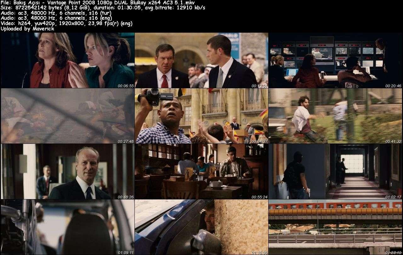 Bakış Açısı - 2008 BluRay 1080p DuaL MKV indir