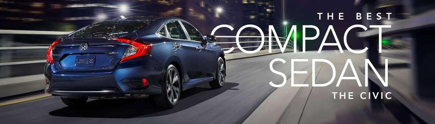 Best Compact Sedan: Honda Civic