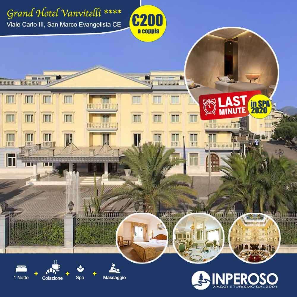 Immagine di: Grand Hotel Vanvitelli****
