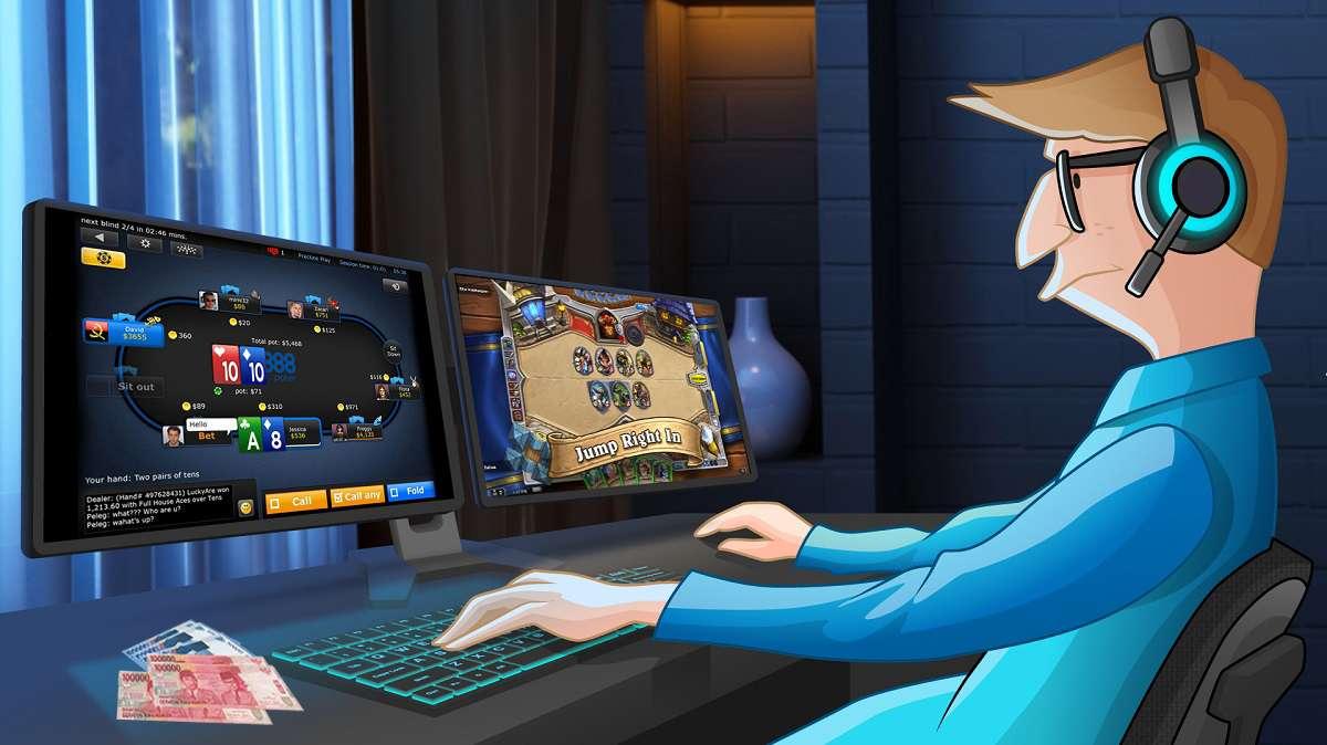 Trik Bermain Poker