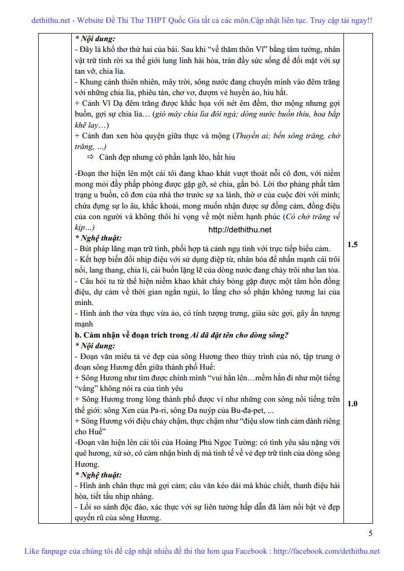 De thi thu Ngu Van nam 2018 THPT Yen Lac, Vinh Phuc lan 3 trang 5