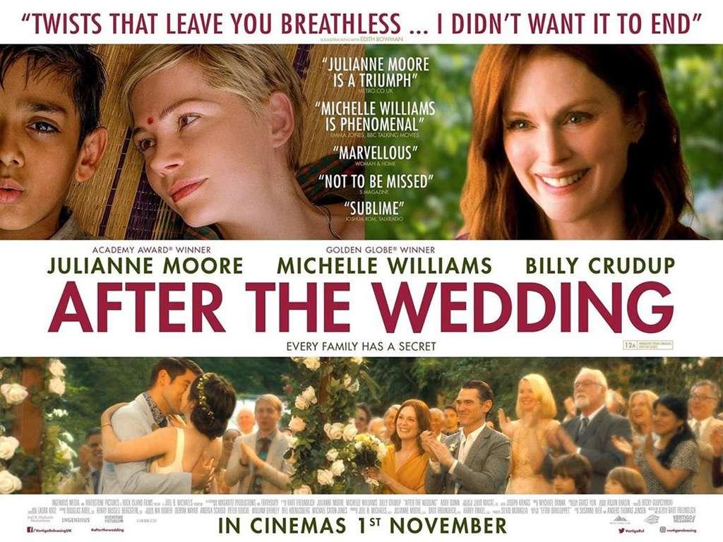 Μετά το Γάμο (After the Wedding) - Trailer / Τρέιλερ Movie