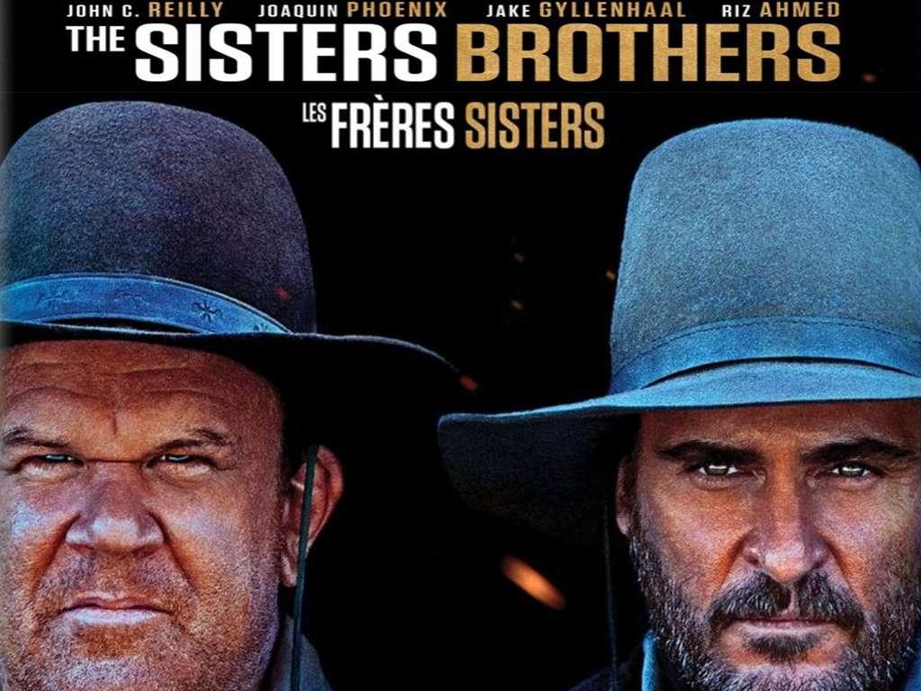 Οι Αδελφοί Σίστερς (Les Frères Sisters / The Sisters Brothers) Quad Poster Πόστερ
