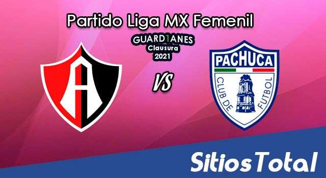 Atlas vs Pachuca en Vivo – Transmisión por TV, Fecha, Horario, MxM, Resultado – Vuelta Cuartos de Final de Guardianes 2021 de la Liga MX Femenil