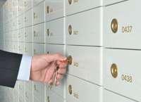 Хранение ценностей в банковских ячейках