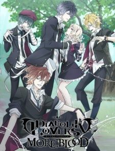 Diabolik Lovers More,Blood's Cover Image