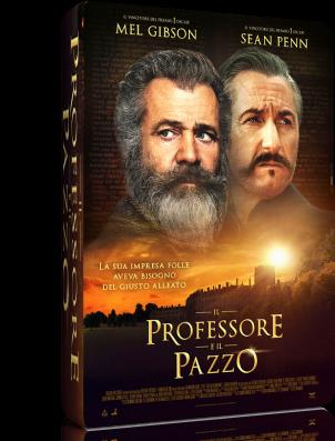 Il Professore E Il Pazzo (2019).mkv MD MP3 720p WEBDL - iTA