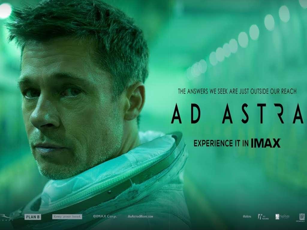 Ad Astra - Trailer / Τρέιλερ Movie