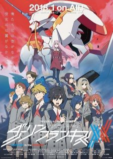 DARLING in the FRANXX Cover Image