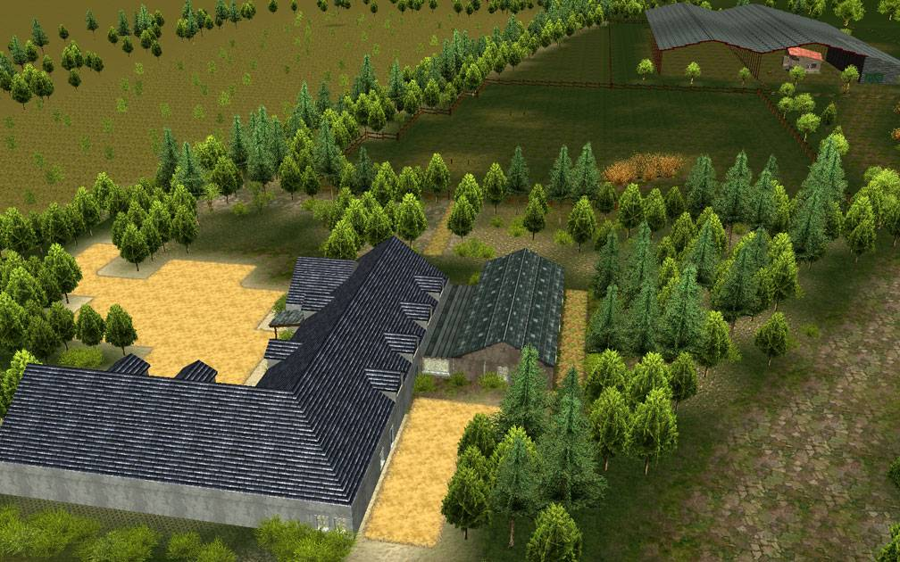 Lead Image for FlightToAtlantis.net: RCT3 FAQ: Campaign Scenario Directory Specifics: Saxon Farm