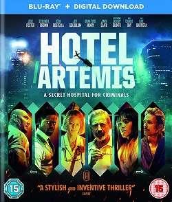 Hotel Artemis (2018) mkv MD MP3 1080p Untouched BluRay - iTA