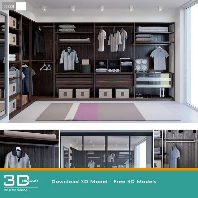 113 Dressing Room Jesse Pass 3d Mili Download 3d