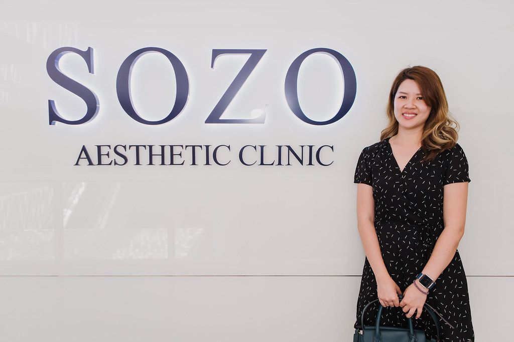 Sozo Aesthetic Clinic Ultherapy Singapore Skin Firming Review