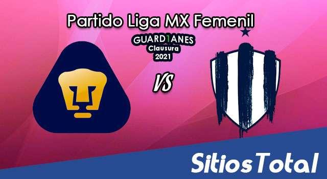 Pumas vs Monterrey en Vivo – Transmisión por TV, Fecha, Horario, MxM, Resultado – J3 de Guardianes 2021 de la Liga MX Femenil