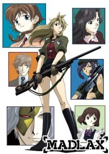 Madlax Cover Image