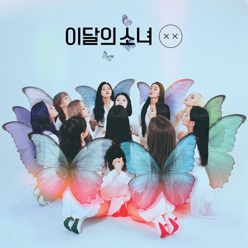 LOONA Butterfly English Translation Lyrics LOOΠΔ