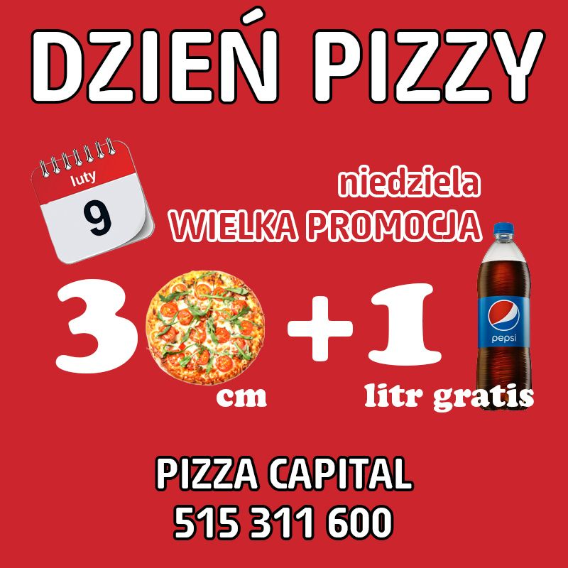 Pizza Capital