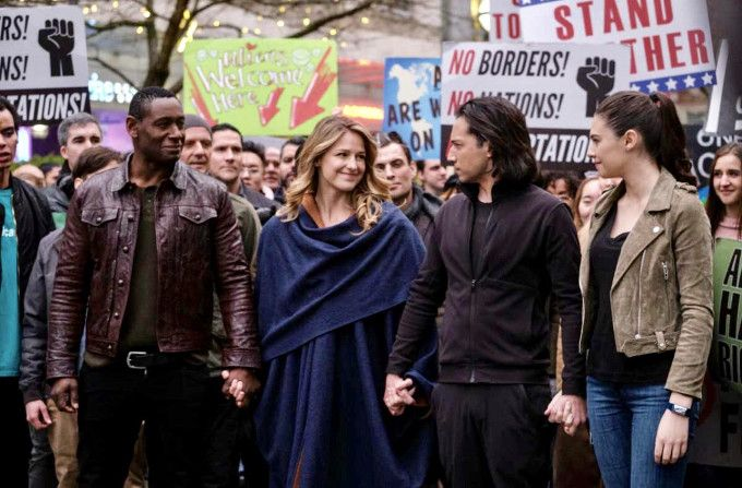 My Geeky Geeky Ways: Supergirl Episode Guide: Season 4, Episode 14