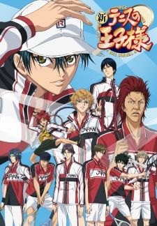New Prince of Tennis's Cover Image