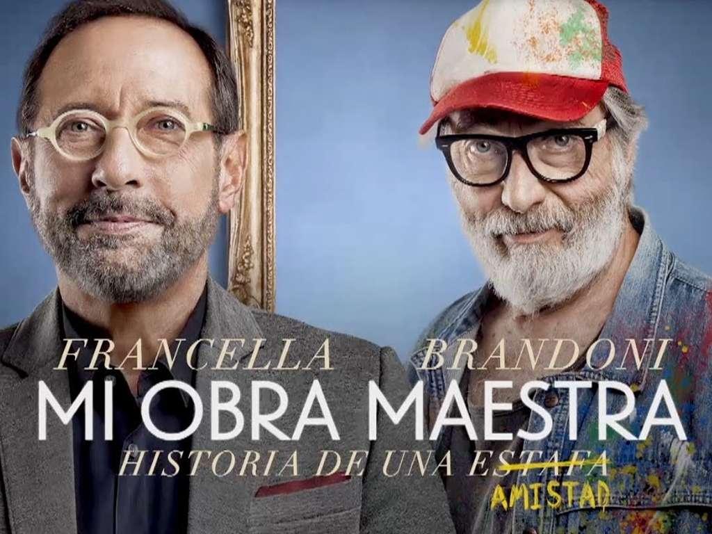 Το Αριστούργημα Μου (Mi obra maestra / My Masterpiece) Trailer / Τρέιλερ Movie