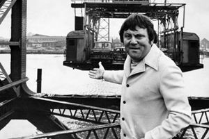 Terry Scott Transporter