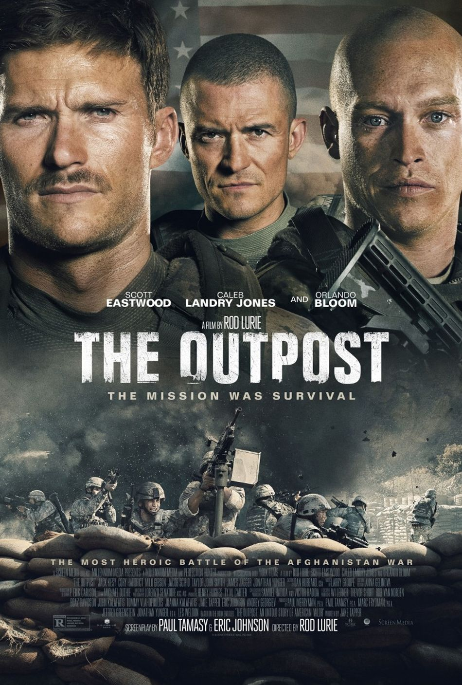 The Outpost - Trailer / Τρέιλερ Poster