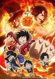 One Piece: Episode of Sabo - 3 Kyoudai no Kizuna Kiseki no Saikai to Uketsugareru Ishi's Cover Image