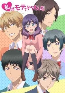 Watashi ga Motete Dousunda's Cover Image