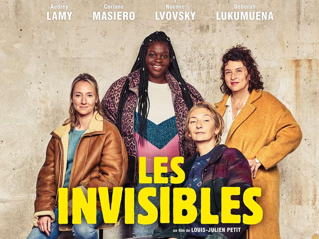 Οι Αόρατες (Les invisibles) - Trailer / Τρέιλερ Movie