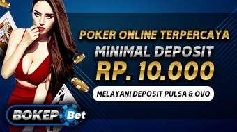 Minimal Deposit 10ribu