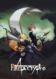 Fate/Apocrypha's Cover Image