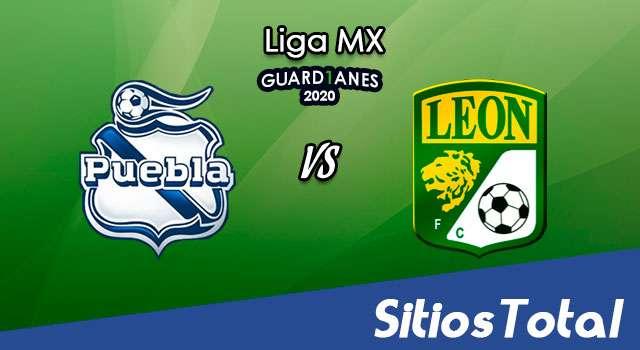 Puebla vs León en Vivo – Liga MX – Guardianes 2020 – Viernes 23 de Octubre del 2020
