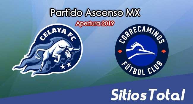 Ver Celaya vs Correcaminos en Vivo – Ascenso MX en su Torneo de Apertura 2019