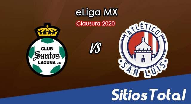 Santos vs Atlético San Luis en Vivo – eLiga MX – Viernes 22 de Mayo del 2020