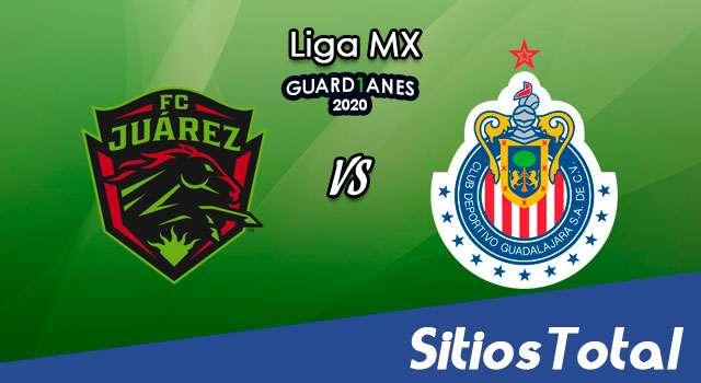FC Juarez vs Chivas en Vivo – Liga MX – Guardianes 2020 – Miércoles 12 de Agosto del 2020