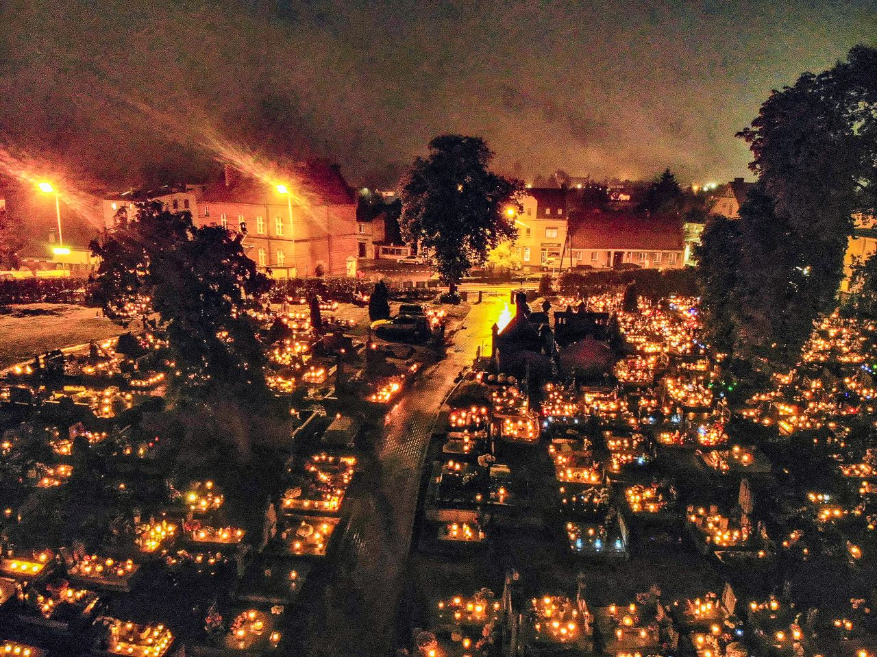 Światła już płoną…