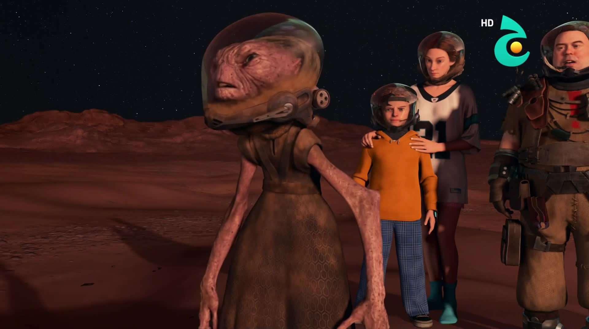 ميلو ورحلة الانقاذ Mars Needs Moms (2011) HDTV 1080p تحميل تورنت 17 arabp2p.com