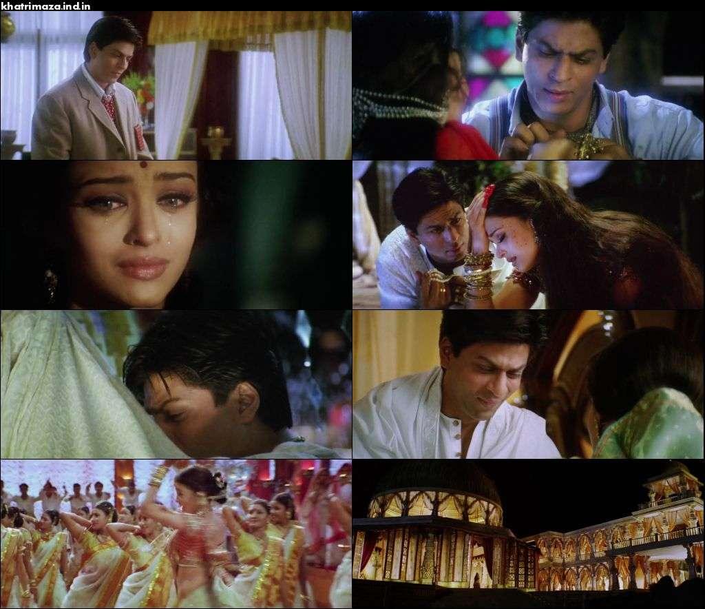 Devdas 2002 Bollywood Movie Download in 720p Hdrip