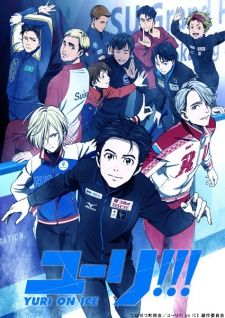 Yuri!!! on Ice's Cover Image