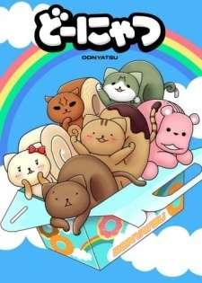 Donyatsu Specials's Cover Image