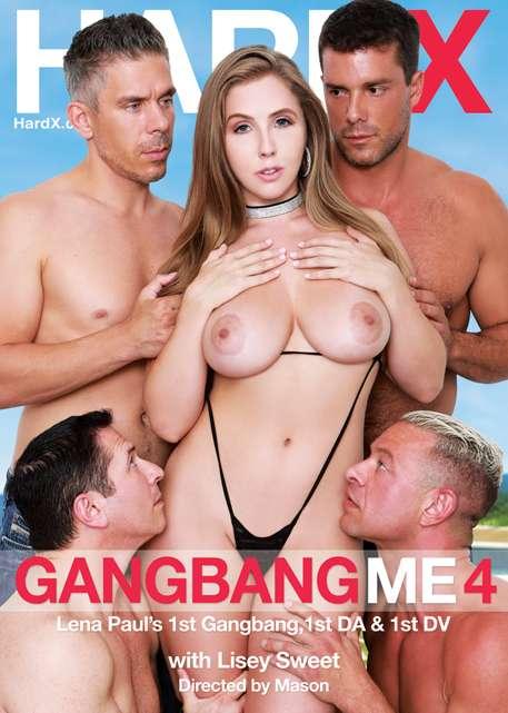 Трахните Меня Группой 4 / Gangbang Me 4 (Mason, HardX) (2018) WEB-DL 1080p Split Scenes |