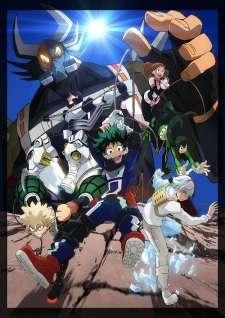 Boku no Hero Academia: Sukue! Kyuujo Kunren!'s Cover Image