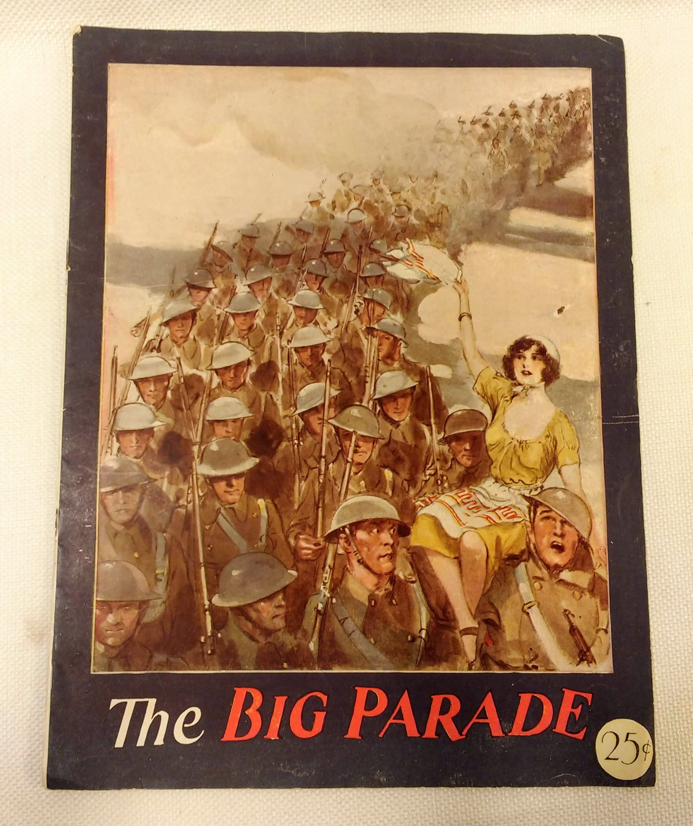 The Big Parade [movie program], Metro-Goldwyn-Mayer
