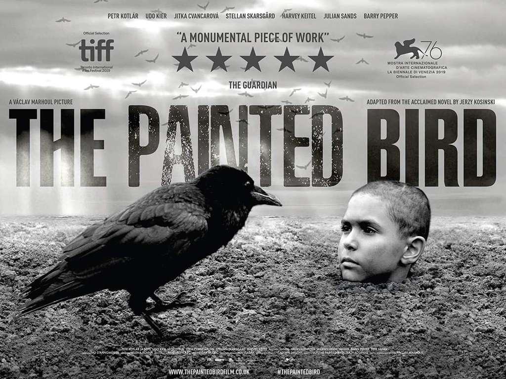 Το Βαμμένο Πουλί (The Painted Bird) Quad Poster
