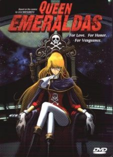 Queen Emeraldas's Cover Image